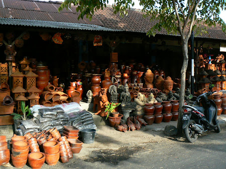 Bali picture: The village of potters