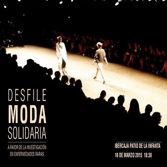 DESFILE MODA SOLIDARIA