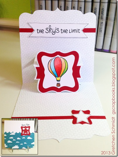 Love Life with Label PNC insert and NEW matching Framelits by @gscrapbooks