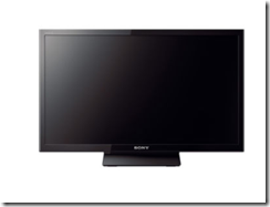 Buy Sony KLV-22P402B Full HD LED TV, black, 22 inch at Rs.11499 only