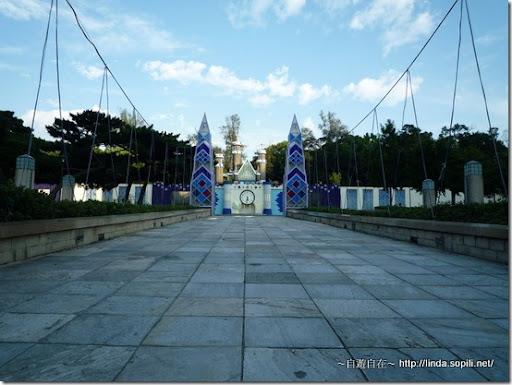 新竹公園-新天鵝堡-1