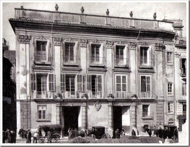años 20 palacio de jura real