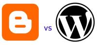 Blogger over wordpress