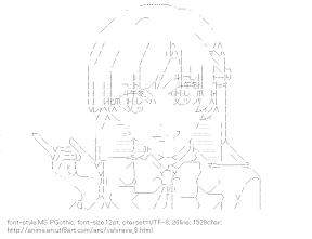 [AA]Rukino Saki (Valvrave the Liberator)