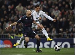 Olympique Lyonnais vs Real Madrid