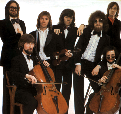 Electric Light Orchestra EloPNGo