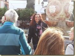 20131128_Elisa guide in Sevilla (Small)