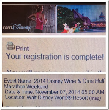 Wine and Dine Registration