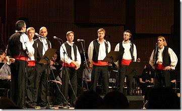 Klapa singers