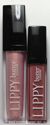 butter LONDON LIPPY Shimmer vs Liquid Lipstick