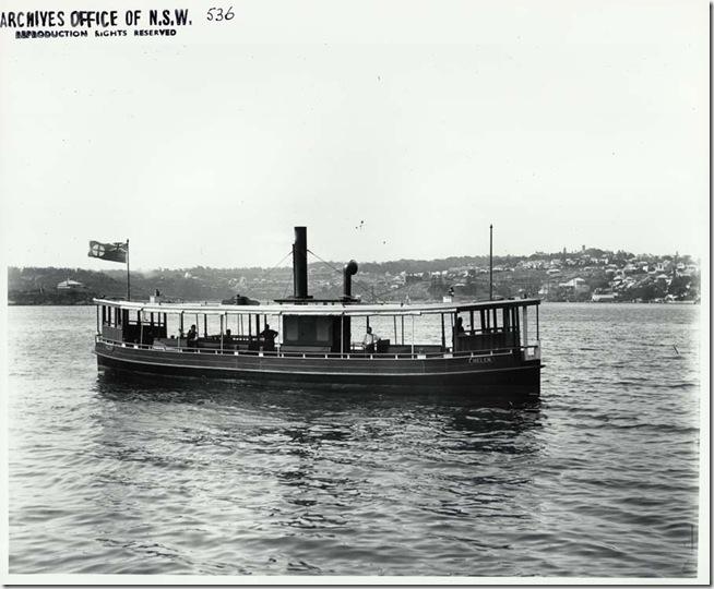 Helen. Built c 1908