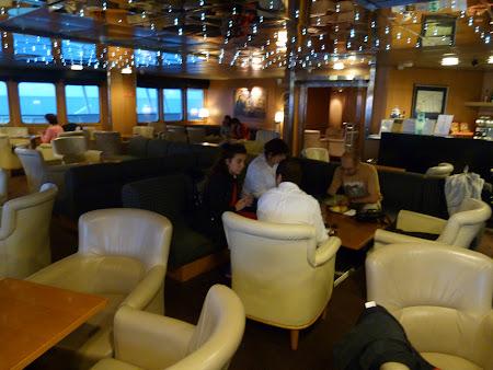 Ferry Madeira - Porto Santo: clasa I Porto Santo Line