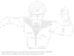 [AA]ブライト・ノア (機動戦士ガンダム)