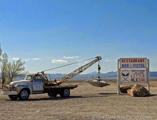 Alien Tow Truck