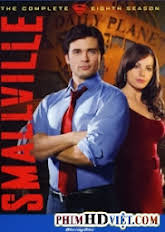 Thị Trấn Smallville Phần 8