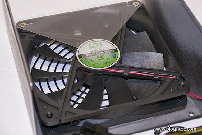 Ventilador OCZ modxtream pro 500