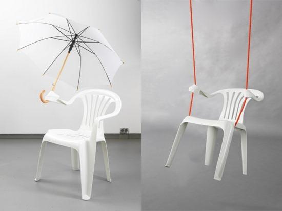 Cadeiras de plástico Bert Loeschner (2)