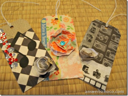 Altered Box Matching Tags