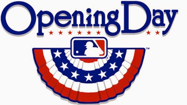 Mlb opening day logo