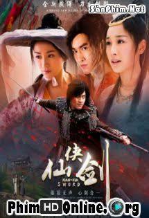 Tiên Hiệp Kiếm - Immortal Sword Hero 2015