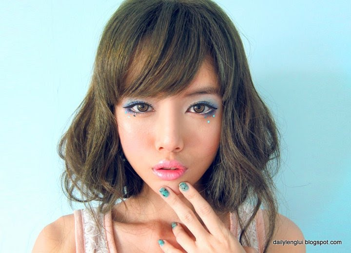 Bong QIUQIU from Singapore - Lenglui #191 | Girl photo