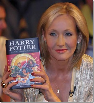 JK Rowling will self-publish harry potter ebooks