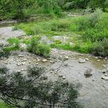 rouge park river in Toronto, Ontario, Canada