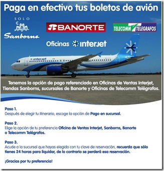pagar boletos de avion en banorte