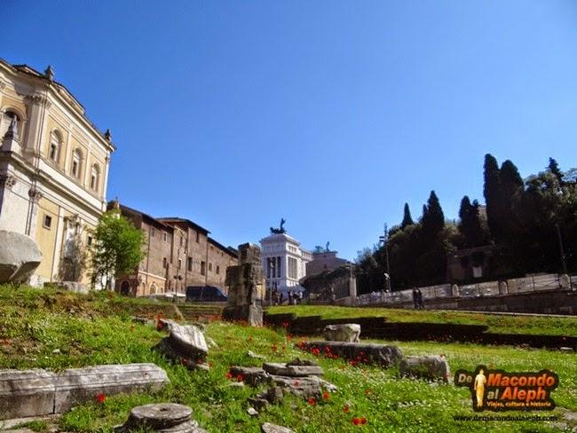 Viaje Roma Teatro Marcelo 3