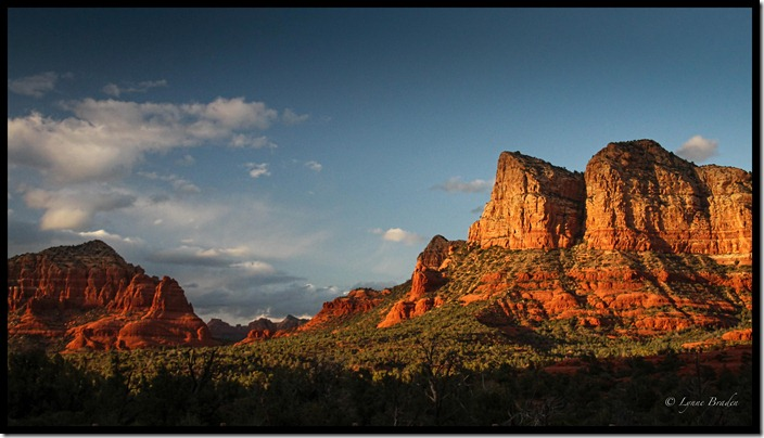 Sedona Evening