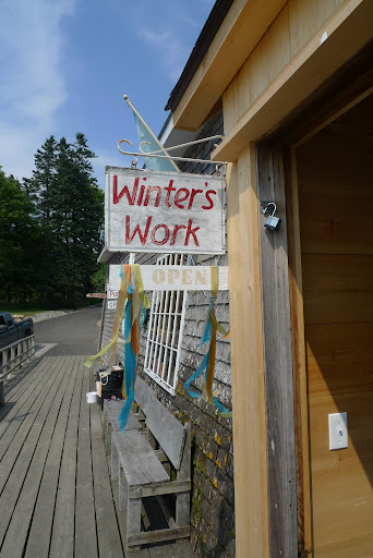 Sharkey, how about this shop called Winter's Work?  There's something about it that gives me a good feeling.