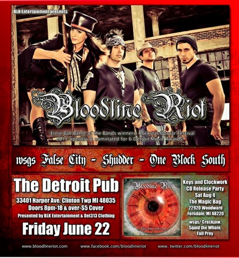 Bloodline Riot June 22