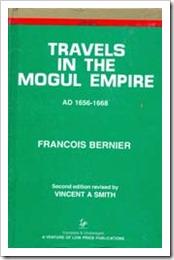 Francois Bernier book