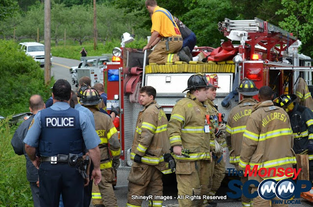 MVA With Entrapment On S. Mountain Rd - DSC_0062.JPG