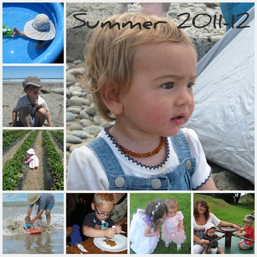 Picnik collage - Summer