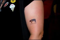pig tattoo sm