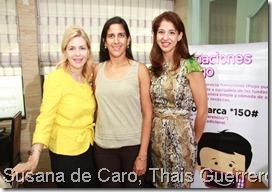Susana Caro, Thais Herrera