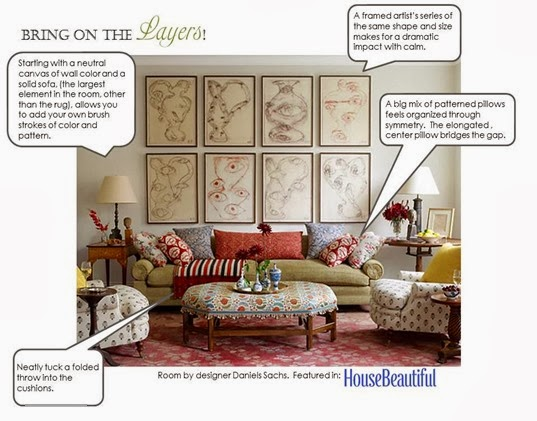 Layering a Room