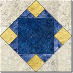 market mosaic block