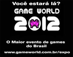 Chamada GameWorld 2012