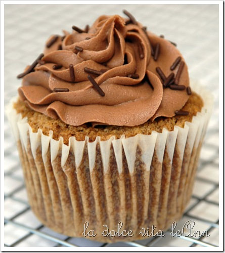 chocolate cream cheese cupcake frosting