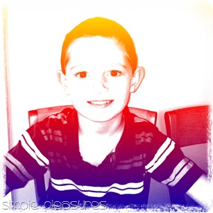 Nicholas.  iPhone pic edited with BeFunky.