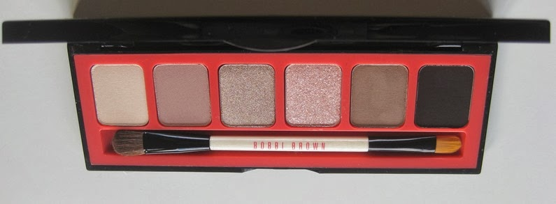Bobbi-Brown-Nectar Nude-Eye-Palette