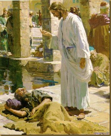 JESÚS CURA PARALITICO