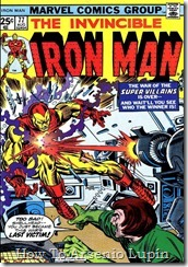 P00222 - El Invencible Iron Man #77