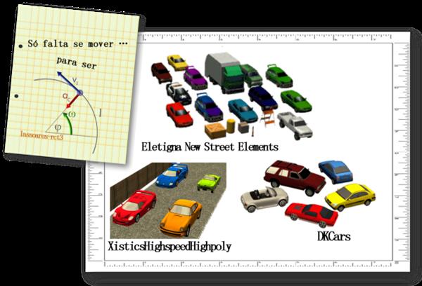Só falta se mover … (lassoares-rct3) CSO Cars I