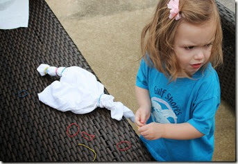 Zoey Tie Dying Shirts