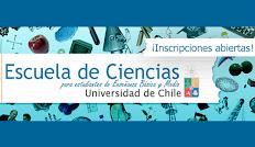 ¡Comenzó el proceso de postulación para la Escuela de Ciencias 2012!