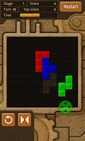 Screenshot of BONGSIL TETROMINO