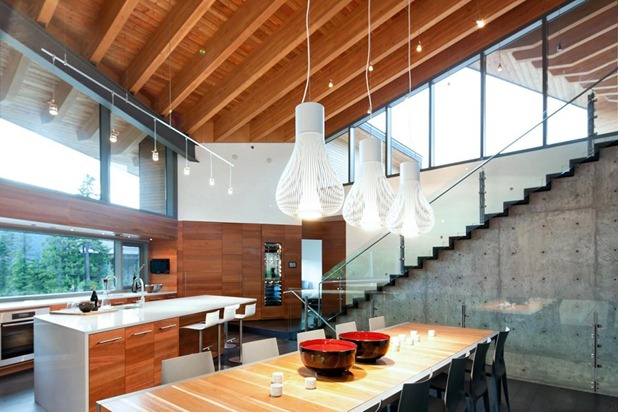 whistler residence by battersbyhowat architects 7